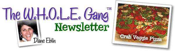 The W.H.O.L.E. Gang Newsletter - header image