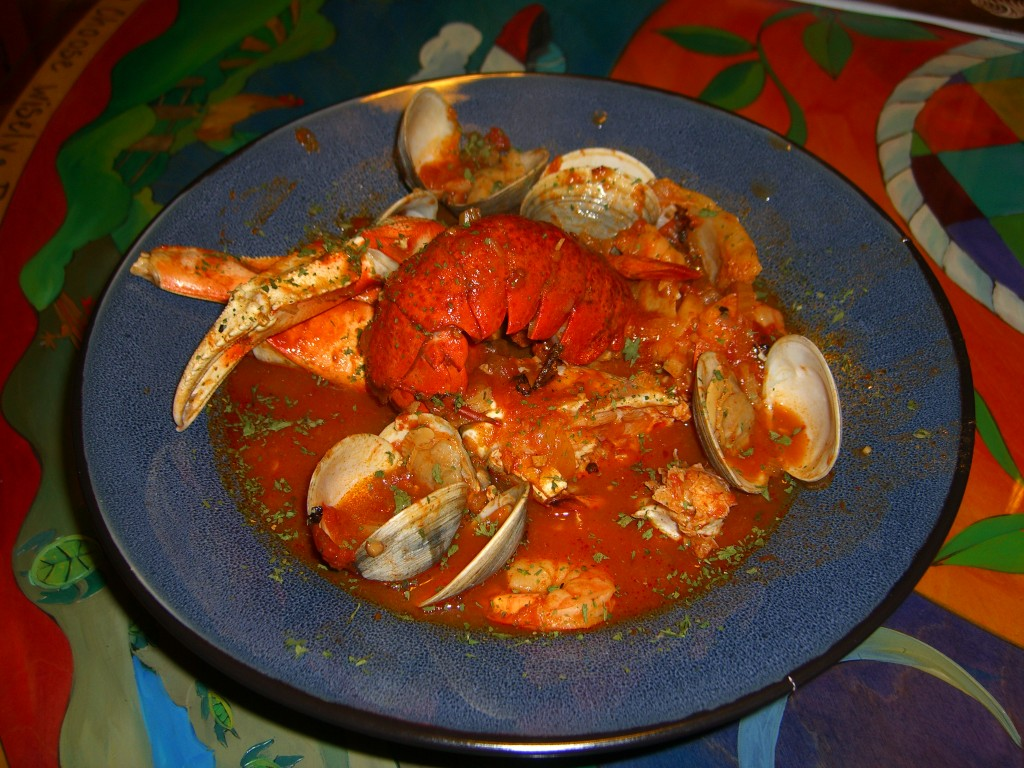 Cioppino  ©Diane Eblin