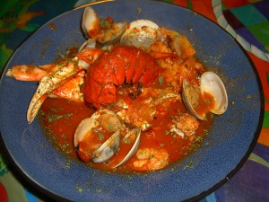 Traditional Cioppino  ©Diane Eblin
