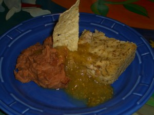 Pork Tamale Casserole by Diane Eblin