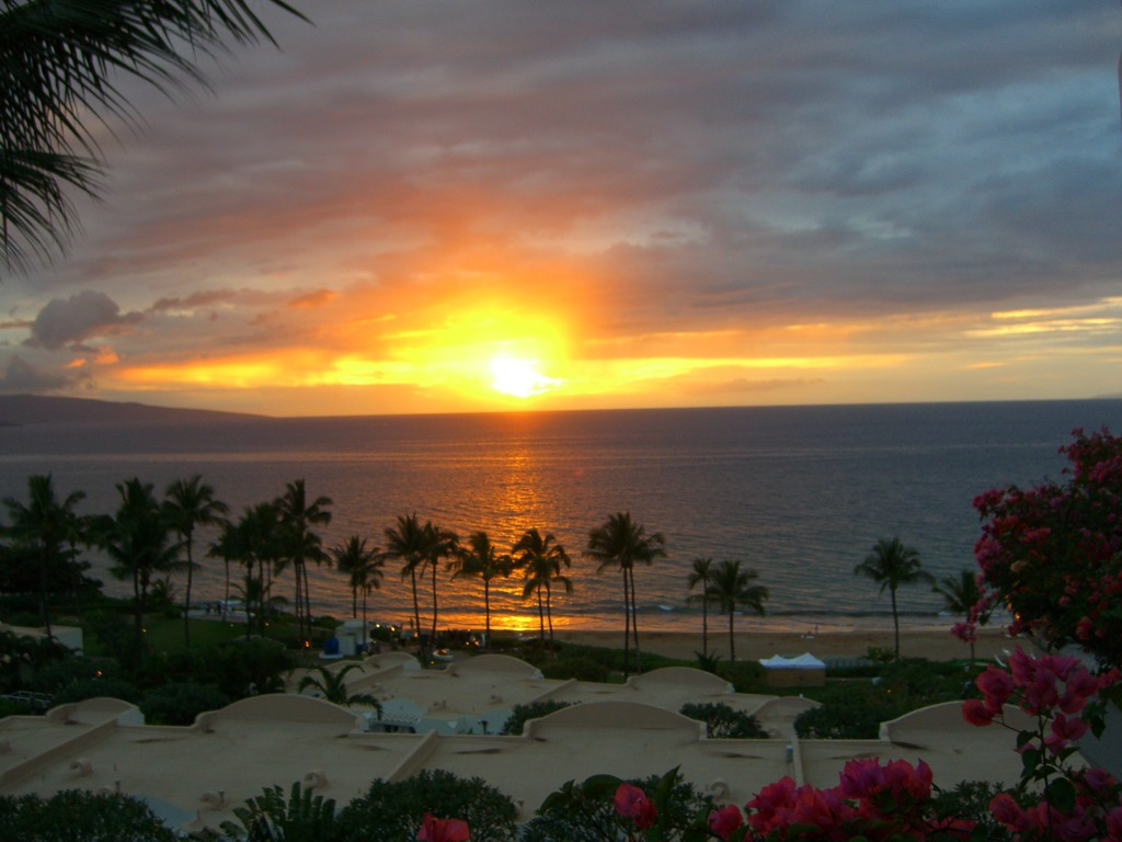 maui-sunset