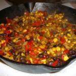 mexican-fritatta-filling