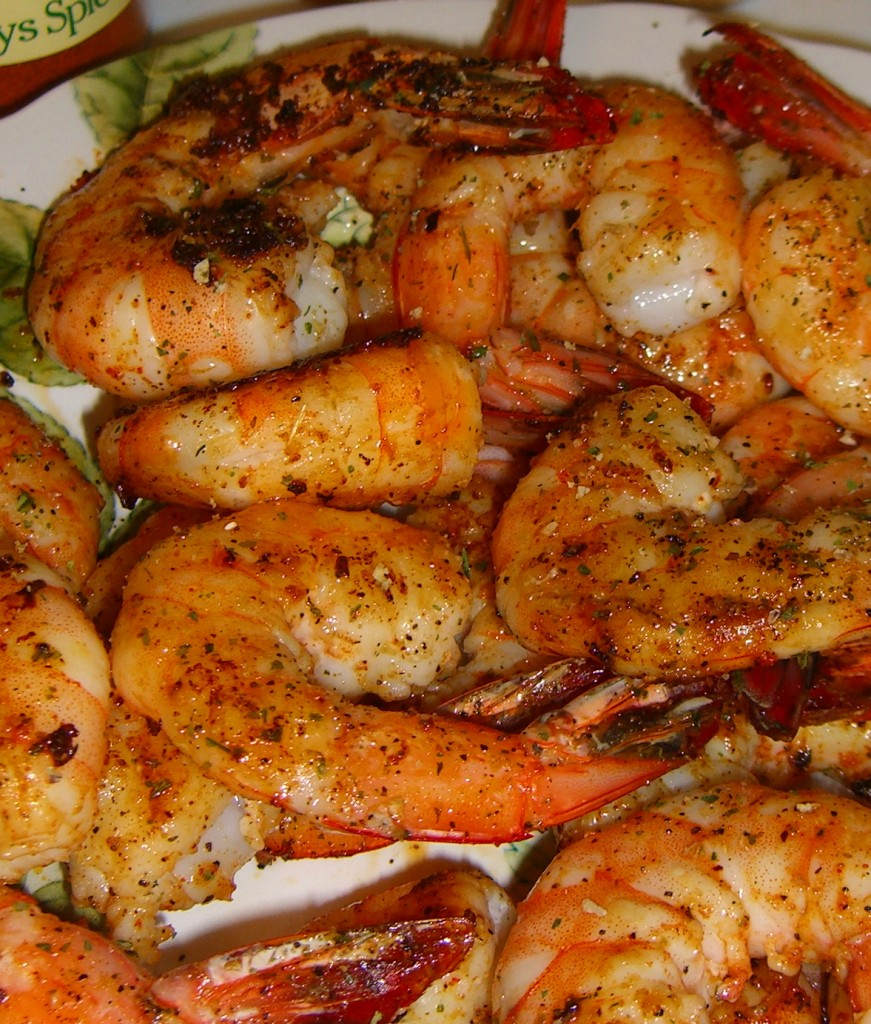 Chipotle Shrimp   ©Diane Eblin