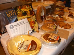 Whole Foods Gluten Free Day ©Diane Eblin