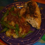 Lavender Chicken  Diane Eblin