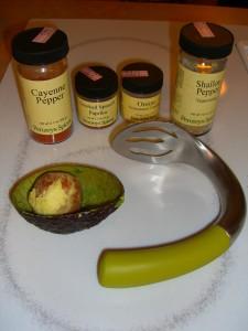 Avocado Scoop