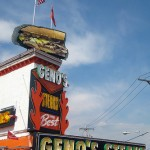 Geno's Steaks Philly