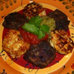 Mini Tomatillo Chicken Burgers Diane Eblin