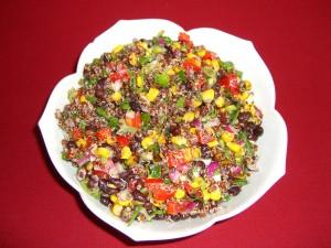 Quinoa Salad  ©Diane Eblin