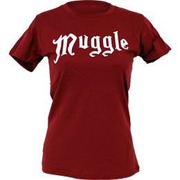 muggle shirt