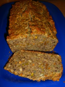 Elana's Nut Bread