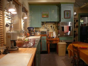 Julia Child's Kitchen at Smithsonian by Krossbow