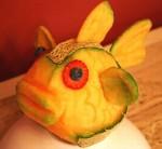cantaloupe fish