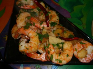 tapas shrimp