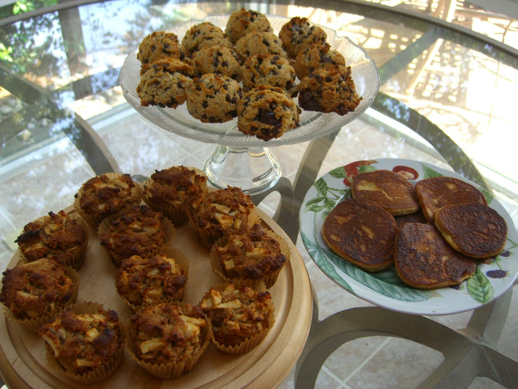 Diane and Brad's Almond Flour Treats
