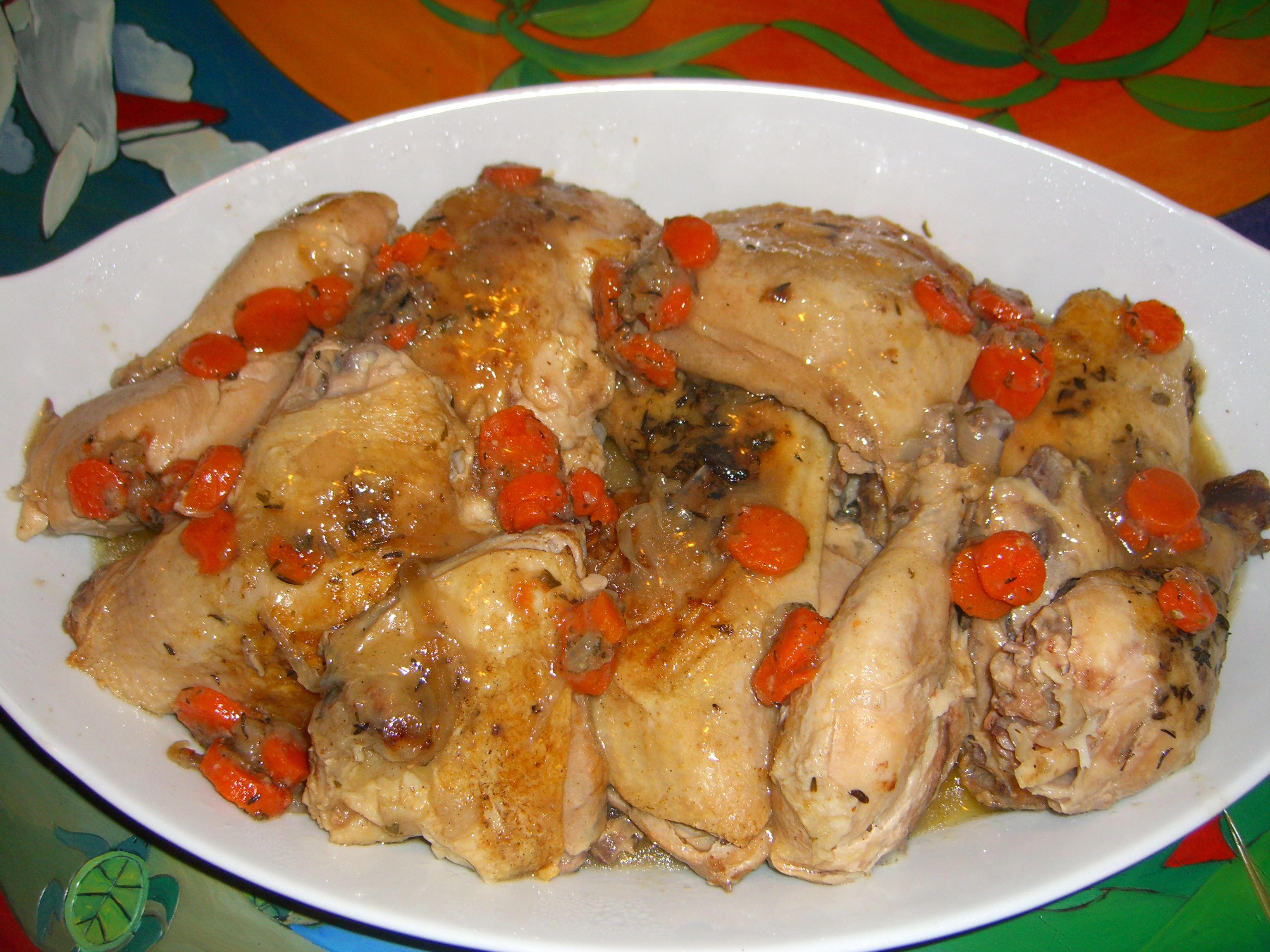 as chicken fricassee chicken fricassee is a classic chicken fricassee ...
