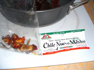 Chili tops