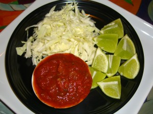 posole toppings
