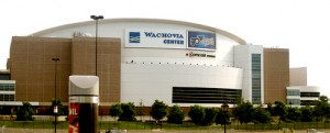 Wachovia Center Philadelphia