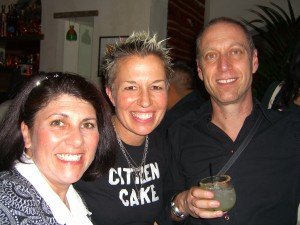 Chef Elizabeth Falkner, David Lebovitz