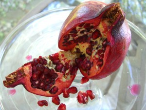 Friday Foodie Fix - Pomegranate