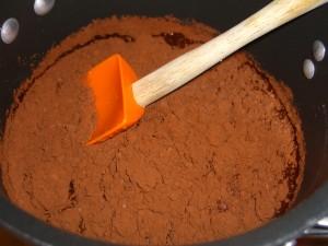 Chocolate Sorbet Cocoa