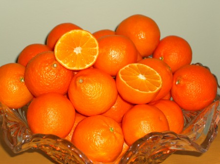 Friday Foodie Fix - Clementines