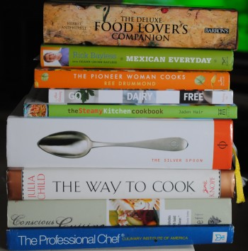 Go to non-gluten free focused books