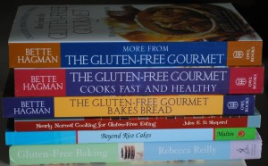 Found more gluten free books