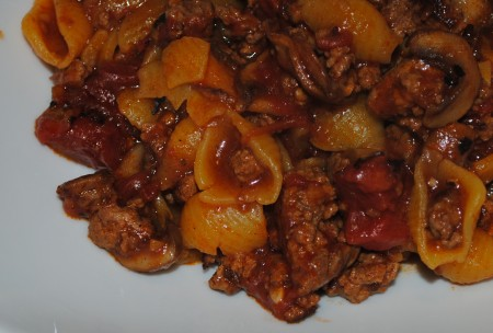 Gluten and Dairy Free Hamburger Helper Without a Box Contest