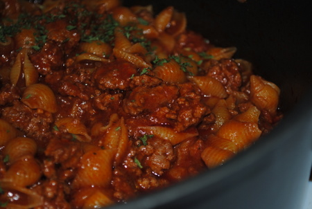 Gluten and Dairy Free Homemade Hamburger Helper and Giveaway