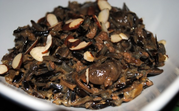 Wild Rice and Mushroom Bake Recipe