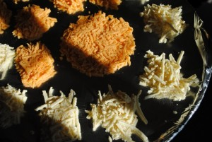 Dairy Free Cheese Crisps Recipe