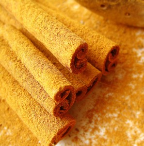 Friday Foodie Fix- Secret Ingredient is Cinnamon