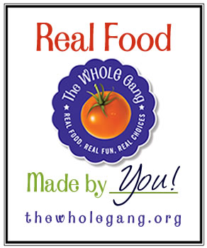 Real Food Weekly January 20, 2011