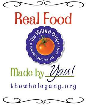 Real Food Weekly - January 13, 2011