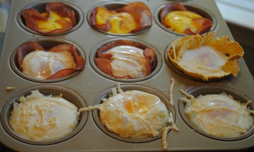 Egg Cup Recipes