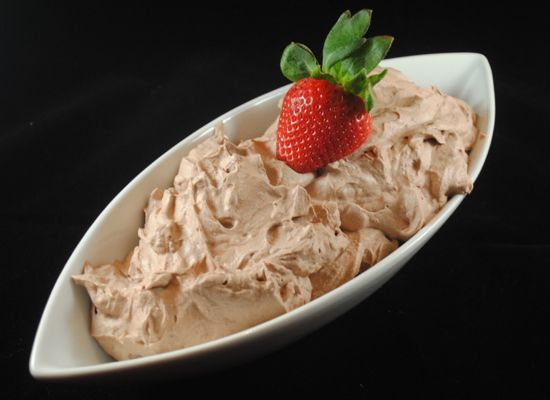 Dairy Free Chocolate Whipped Cream, Mousse or Icing Recipe